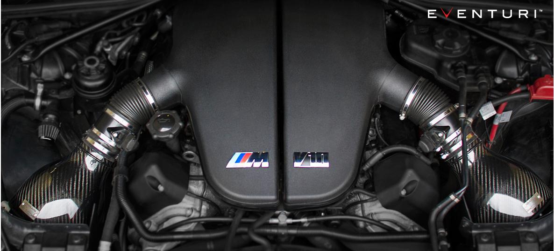 E60-M5-Eventuri-Intake-engine