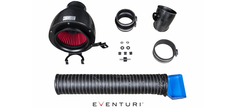 Focus-RS-Eventuri-Intake-components2